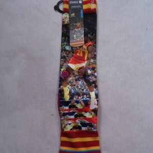 Atlanta Hawks Dominique Wilkins socks L/XL Adults
